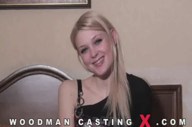 Порно видео кастинги вудмана с украинской42