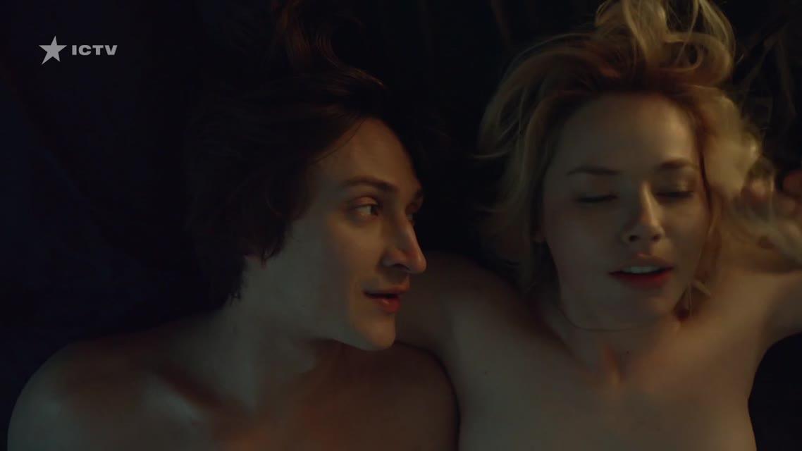 голая после секса Зоя Бербер - Фантом 4 серия 2019