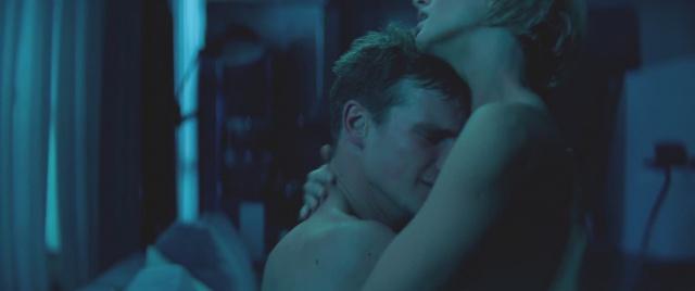 Секс сцена - Полина Максимова - Бег 2020