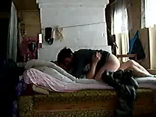 Частное видео от деревенских жителей