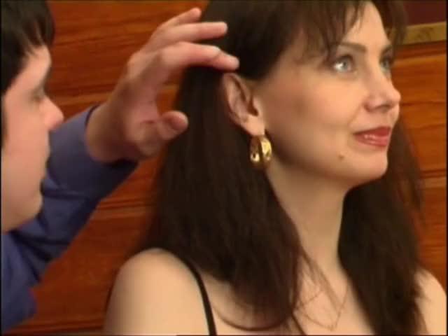 Мать Irina трахается с деловым сынком