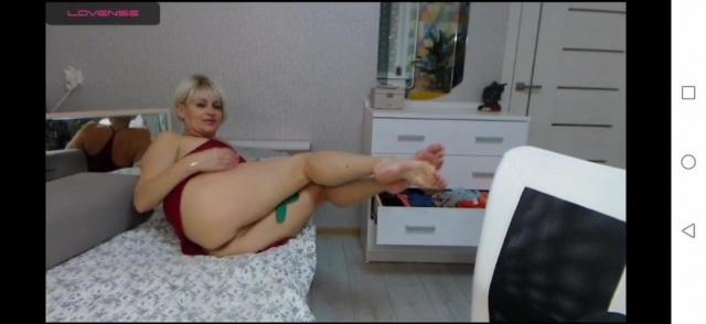 Веб-модель - Сандра Мёпс