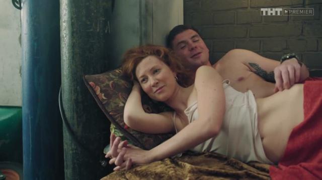 Вероника Тимофеева - Конная полиция - S01E03 2018