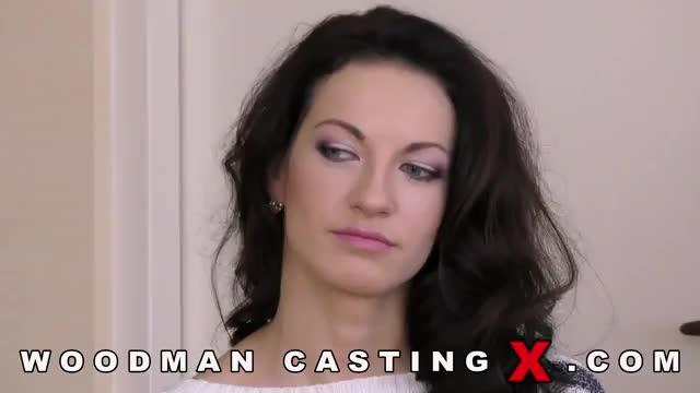 Учительница Оля (Linda Moretti) Woodman casting X