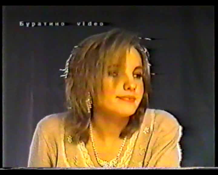 Кристинка - Юная вафлёрка [1998 г. VHSRip]