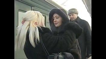 Русская соска Инесса Самкова в Совращение 3