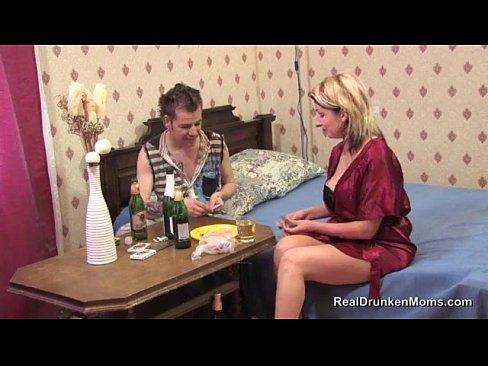 Русский секс после пивка