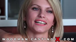 KARINA GRAND Будапешт кастинг у порногиганта Пьера Вудмана 2014 / 720p