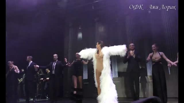 Ани Лорак Шоу DIVA в Оренбурге - Очень интересный наряд