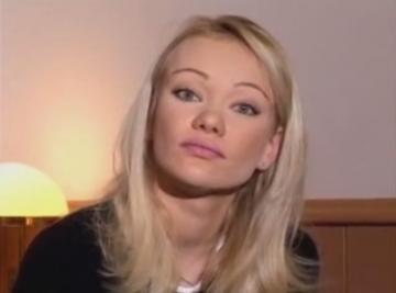 Блондинка из России выебанная жестко Вудманом
