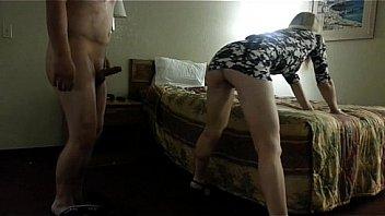 Секси блондинку выебали в хотеле