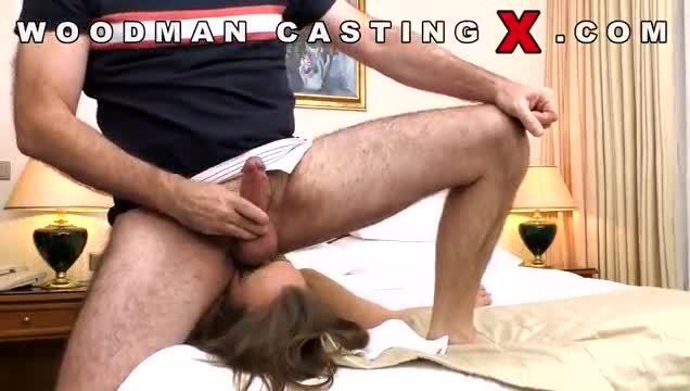 На кастинге Nena Sytnyy получила порно опыт