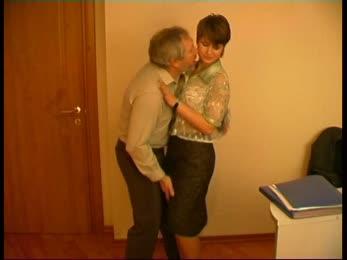 Горячая секретарша со своим боссом [2007