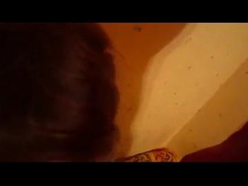 Настя из Москвы в домашнем видео