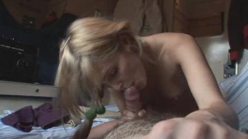 Русское домашнее видео секс от блондинки.