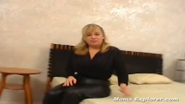 Olga N 39 летняя замужняя дама Moms-Explorer