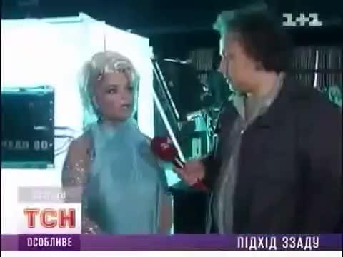 18 Голая Наташа Королева.в костюме Евы