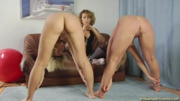 Bridget Лесбиянки Спорт Видео - SBD009 R HD