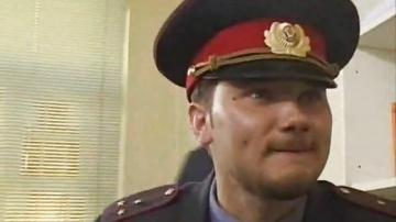 Брюнетку с короткими волосами BBW Российский полицай ебет ...