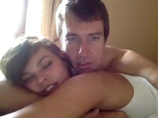Русское порно с пикапером Алексом Лесли и 18 летней кралей