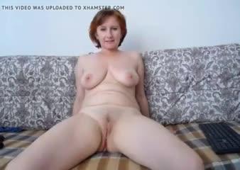 Русская мама великолепная сиськи и прекрасная киска