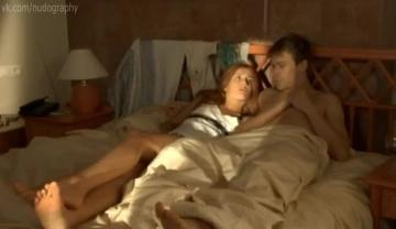 Наталья Швец в сериале Крест в круге 2009 Дмитрий Федоров - 7 серия.