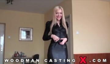woodman casting Русская блонда logan