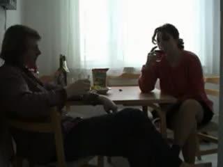 Все ролики русской парочки с аппетитной женщиной
