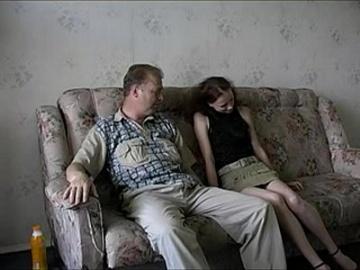 Любительское отец и дочь